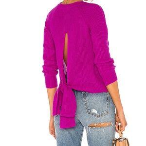 Lovers + Friends Majenta Crewneck Sweater